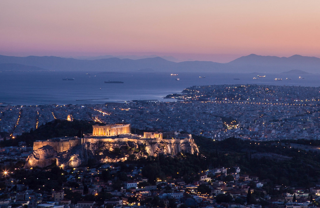 CAPITAL OF GREECE – ATHENS